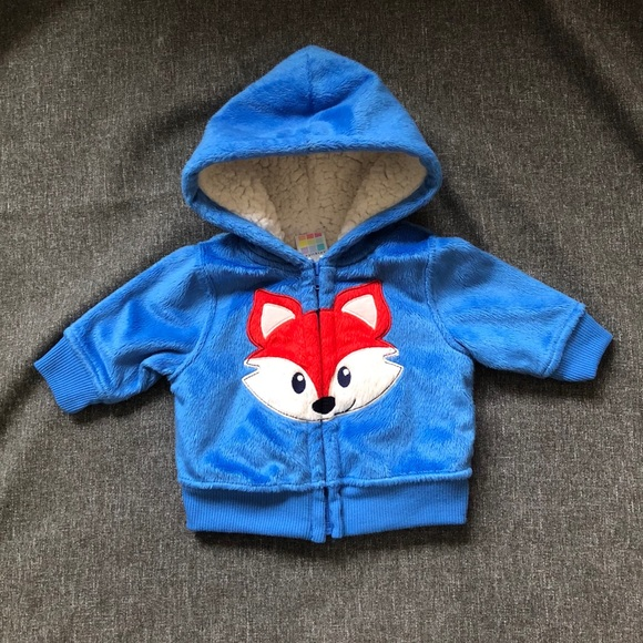 189c9e9f8 Sherpa Fox Infant Jacket
